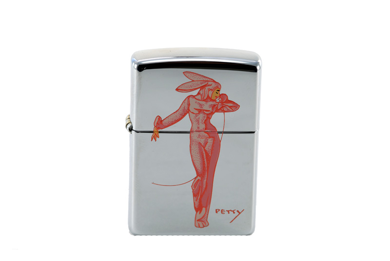 21 st century archives petty pink bunny zippo lighter