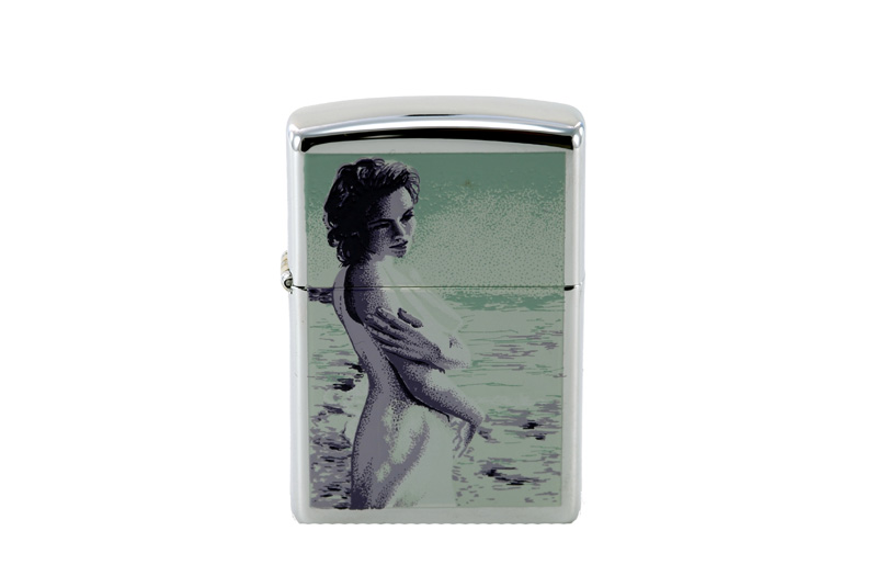 proto type seaside zippo lighter