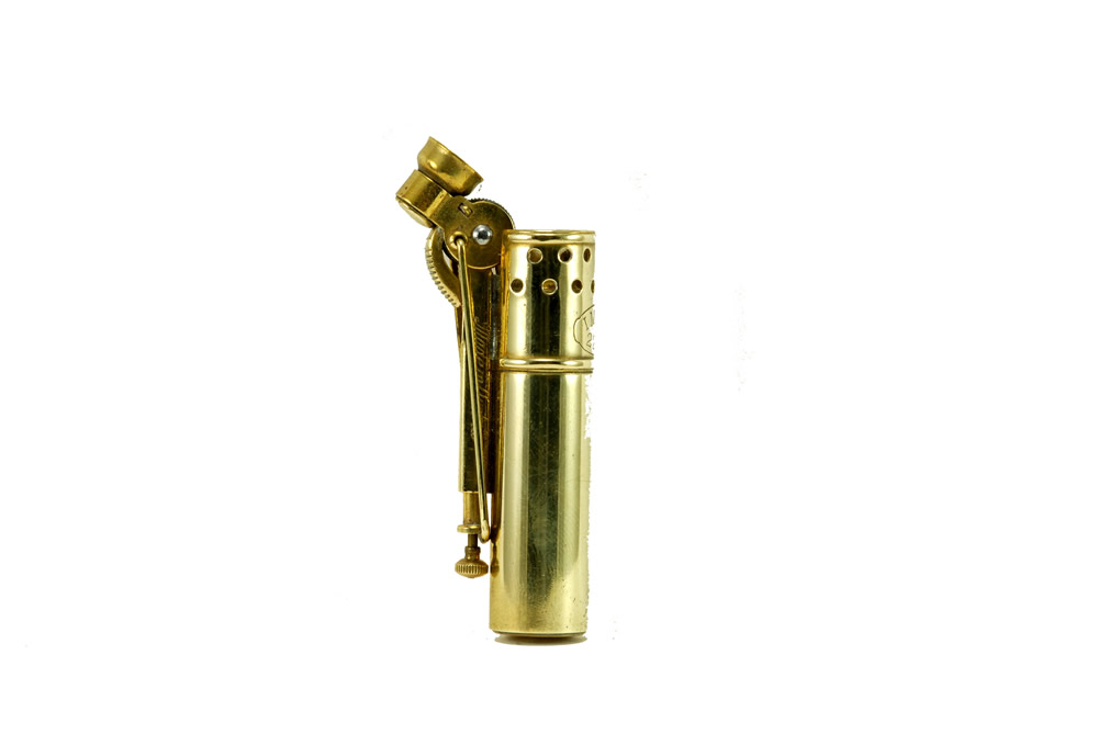 vintage imco brass 1930 2200 cigarette lighter 2